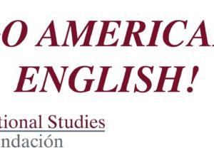 Go American English!