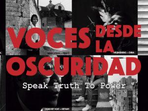 Obra de Teatro: Voces desde la Oscuridad