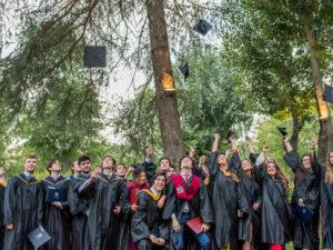 Becas internacionales para estudiantes universitarios