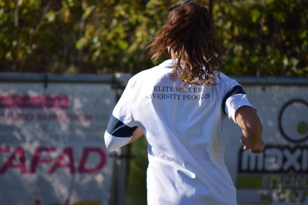 jugadora futbol cis university - tipos de carreras universitarias